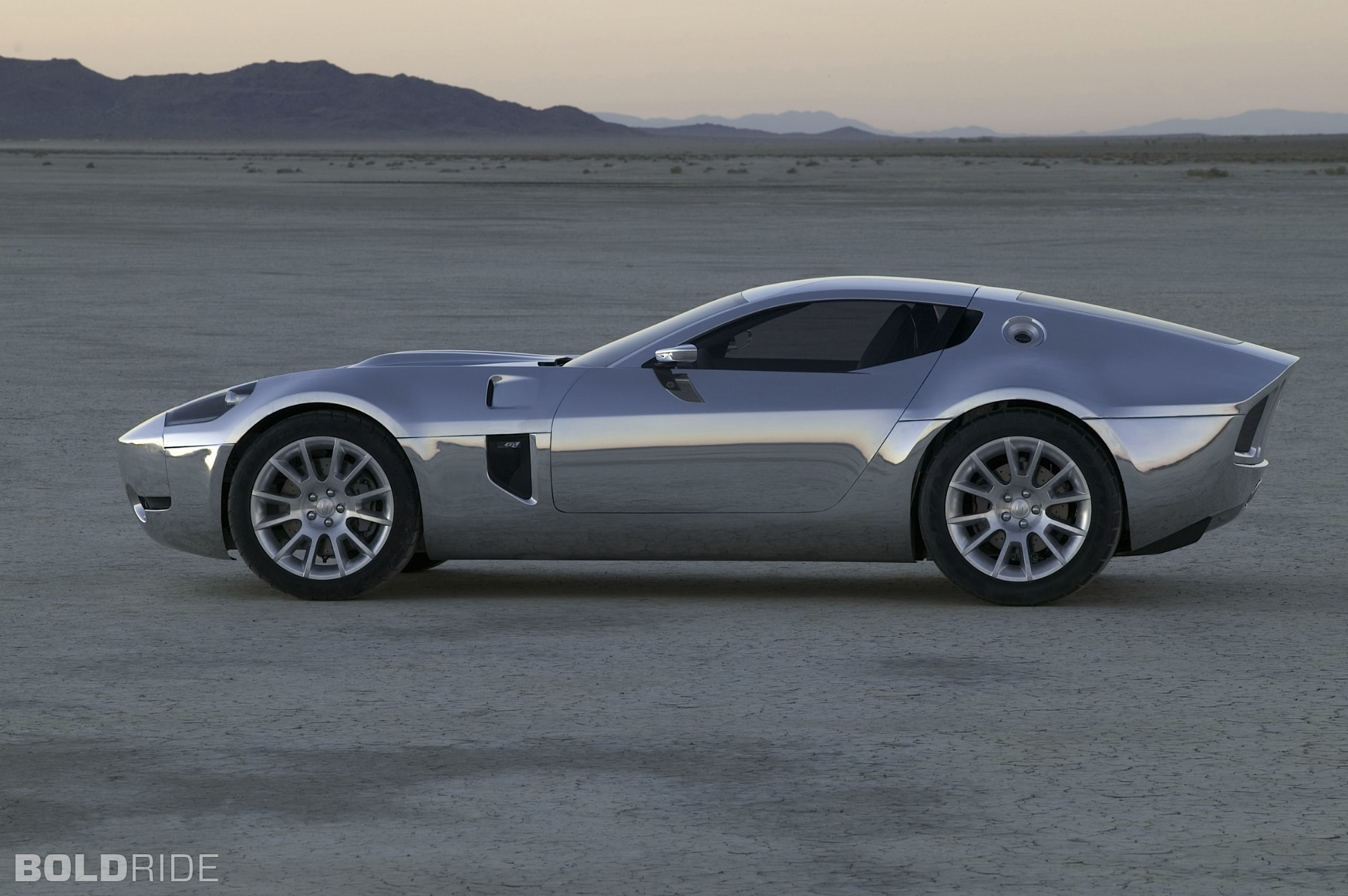 Ford Shelby GR1 Concept Desktop wallpapers