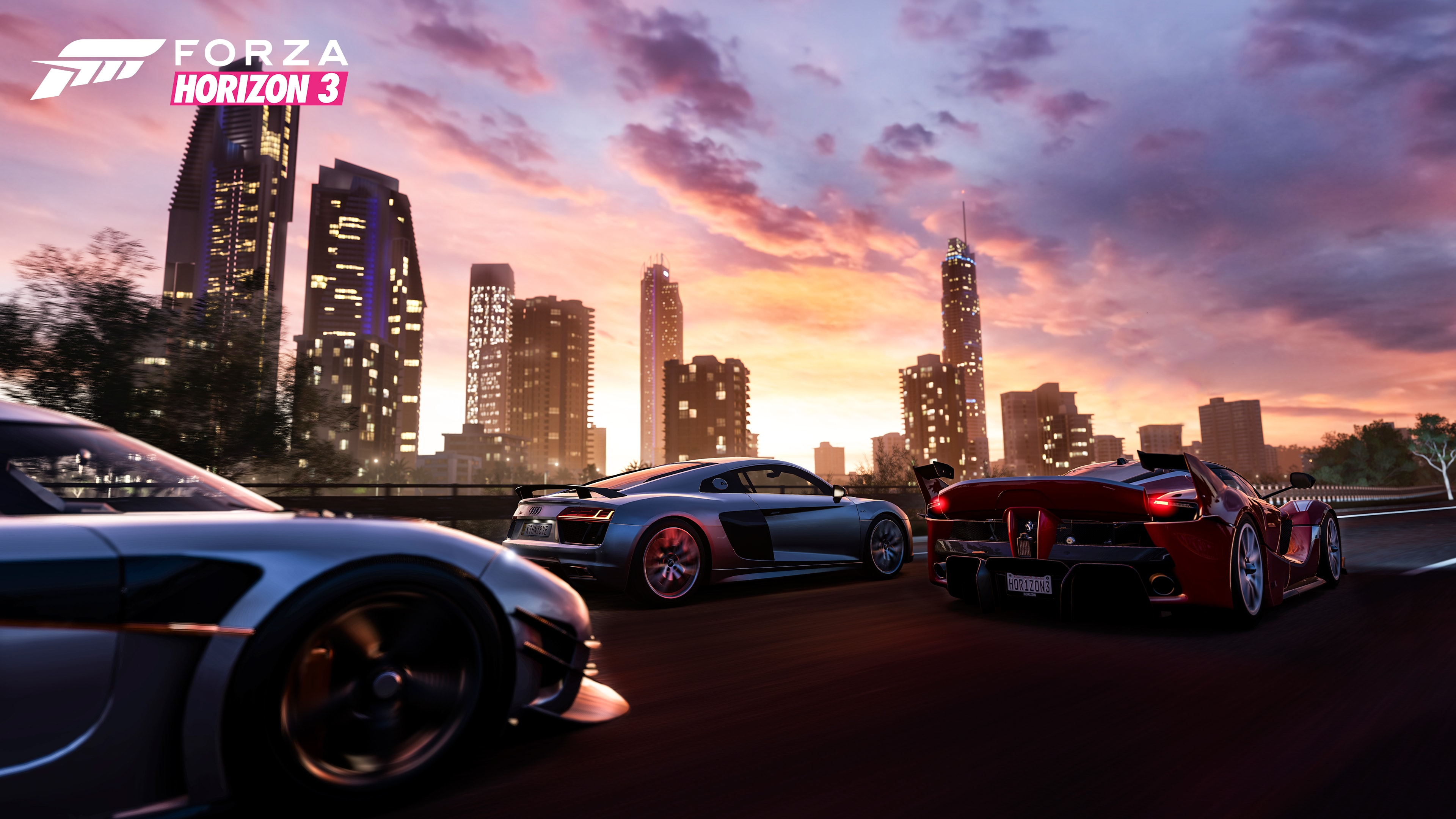 Forza Horizon 3 Desktop wallpapers