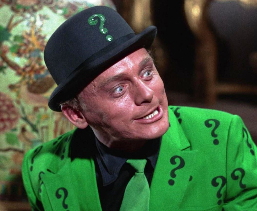 Frank Gorshin Background