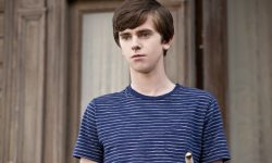 Freddie Highmore Desktop wallpapers