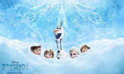 Frozen Desktop wallpapers