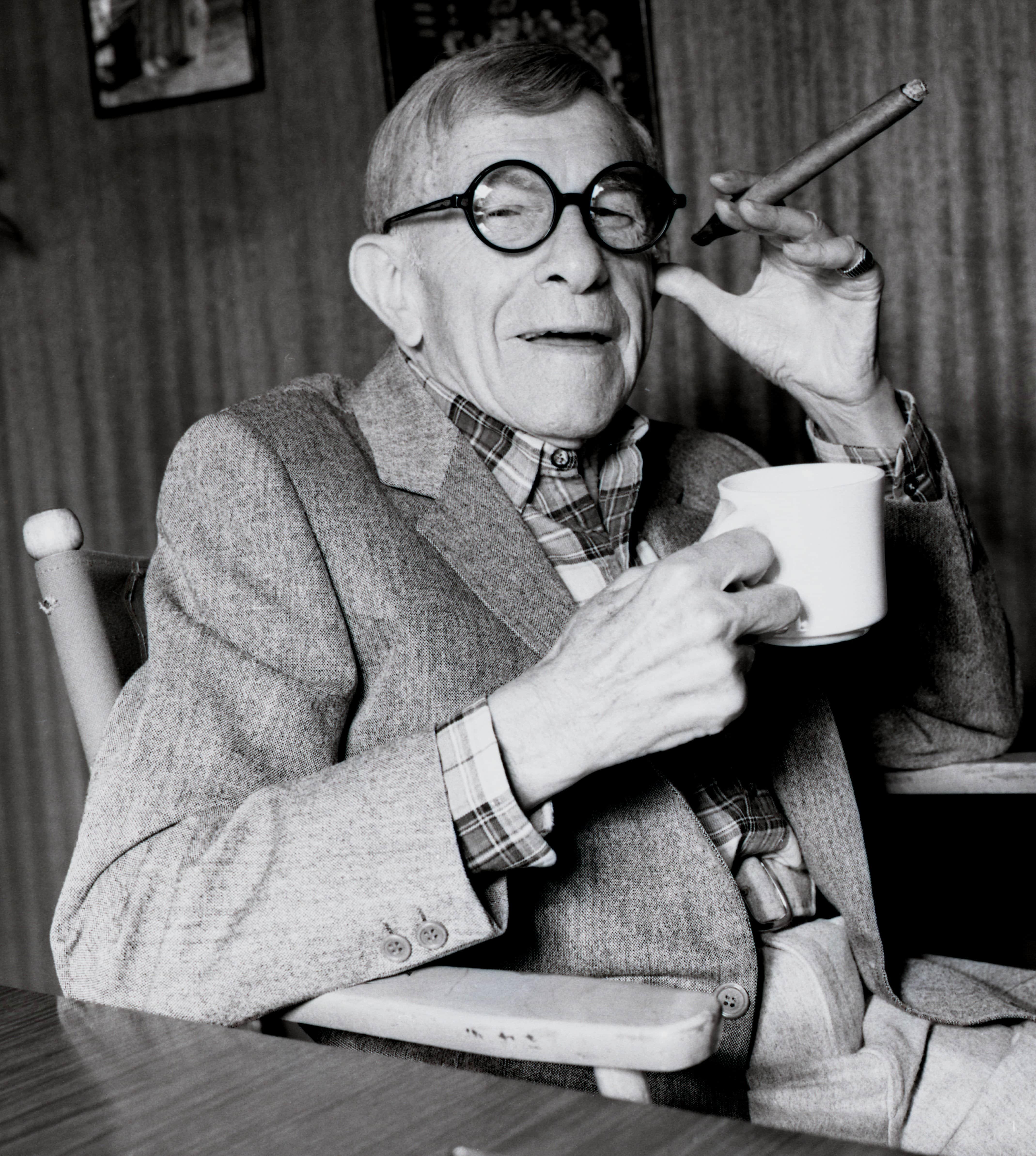 George Burns Desktop wallpapers