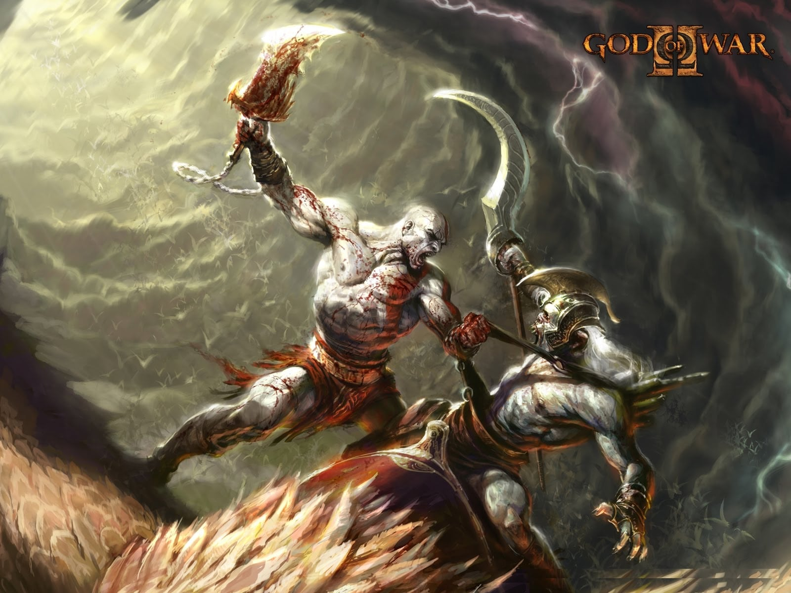 God Of War 2 Pictures