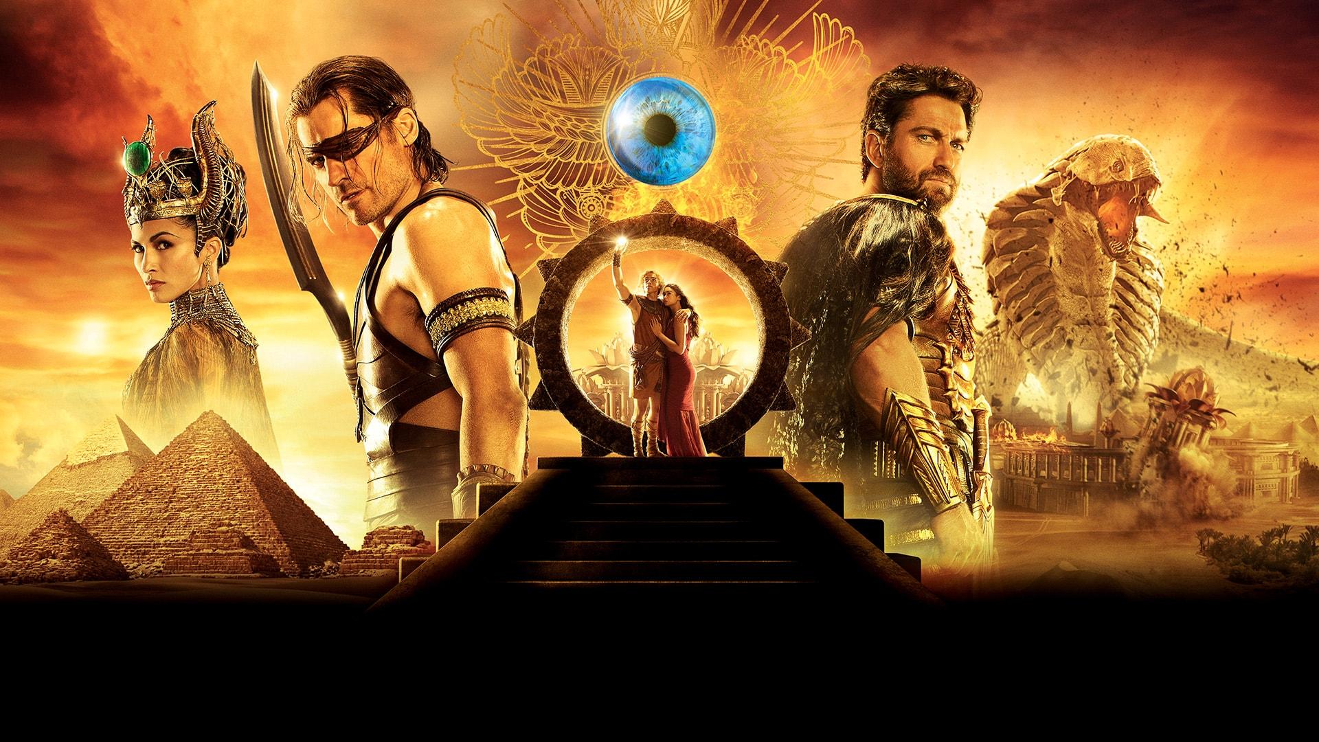 Gods of Egypt Desktop wallpapers