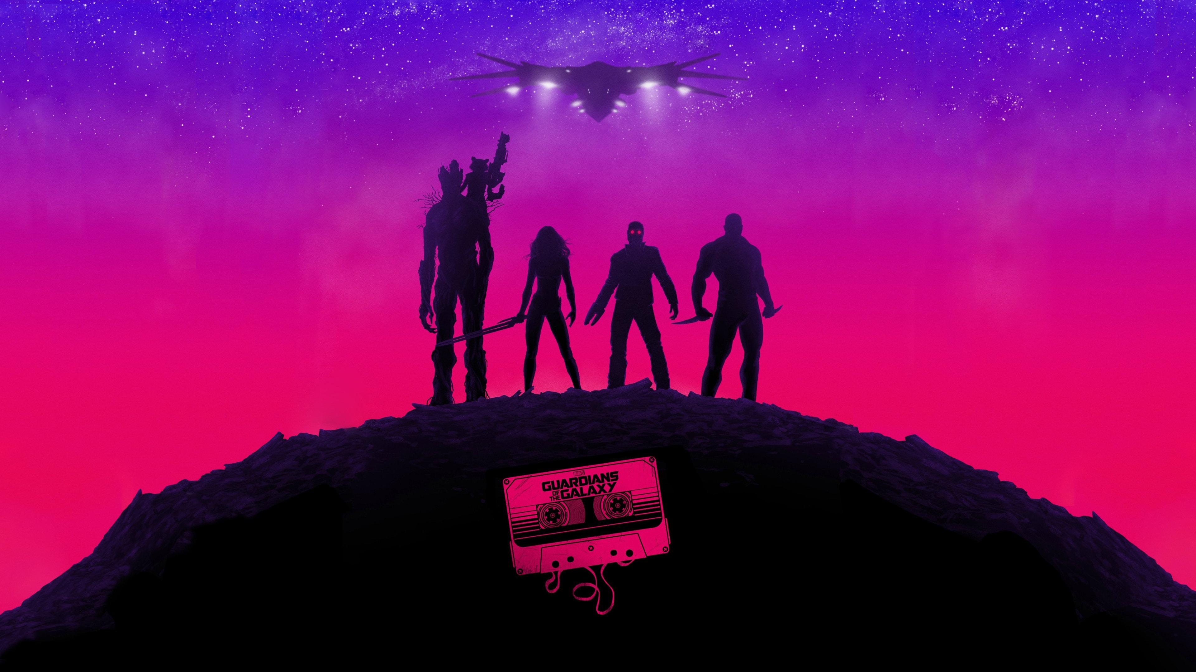 Guardians Of The Galaxy Desktop wallpapers