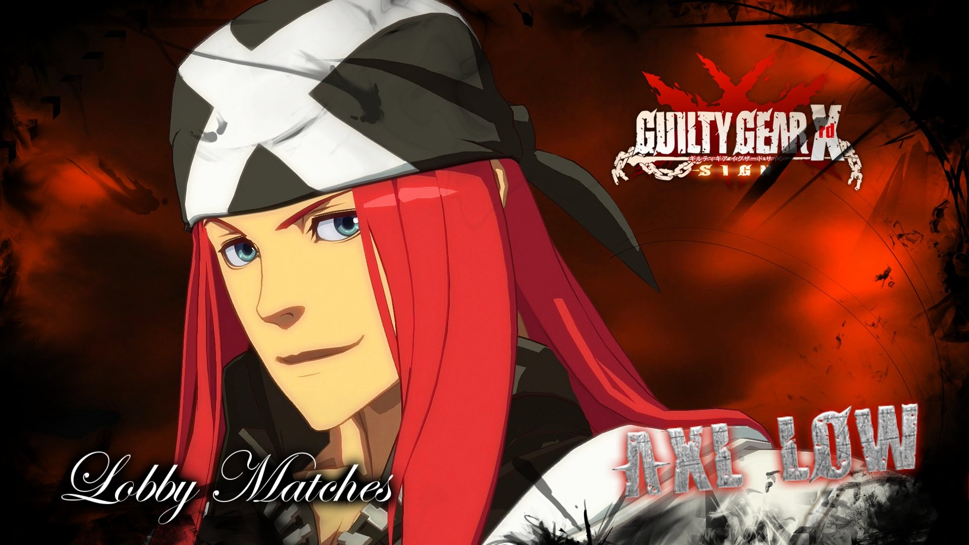 Guilty Gear: Axl Low Desktop wallpapers