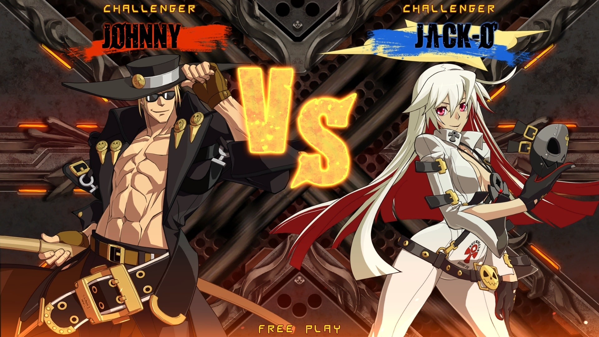 Guilty Gear: Johnny Sfondi Desktop wallpapers