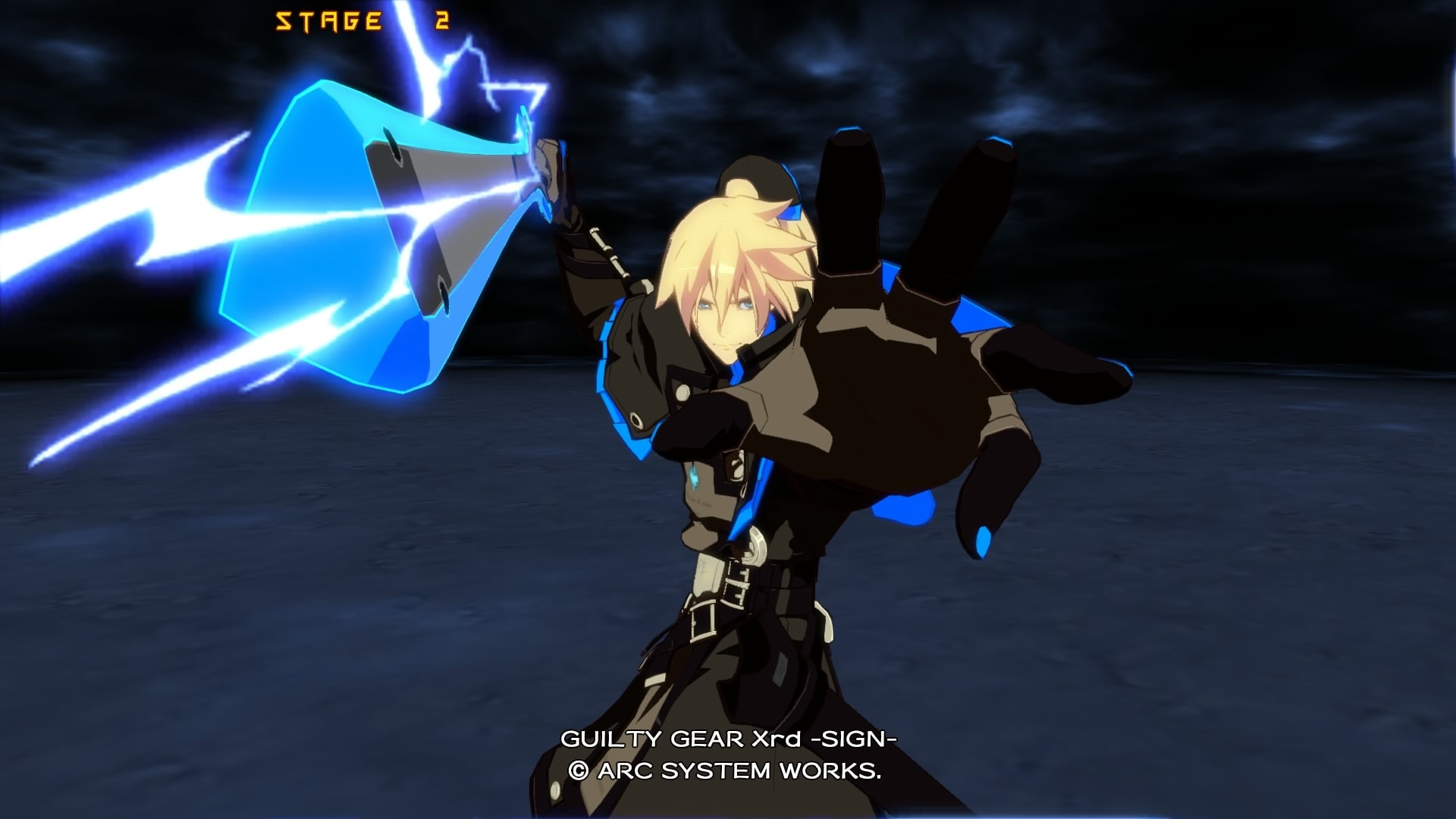 Guilty Gear: Ky Kiske Desktop wallpapers