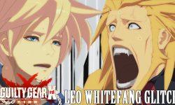 Guilty Gear: Leo Whitefang Desktop wallpapers