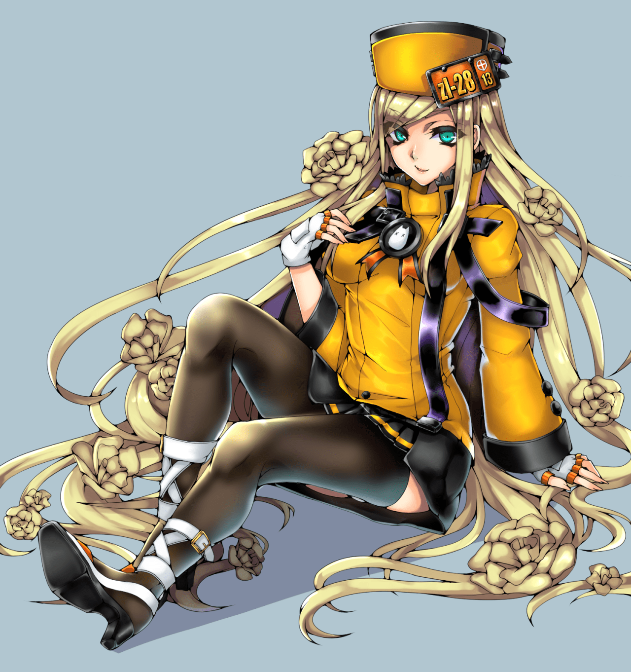 Guilty Gear: Millia Rage Desktop wallpapers