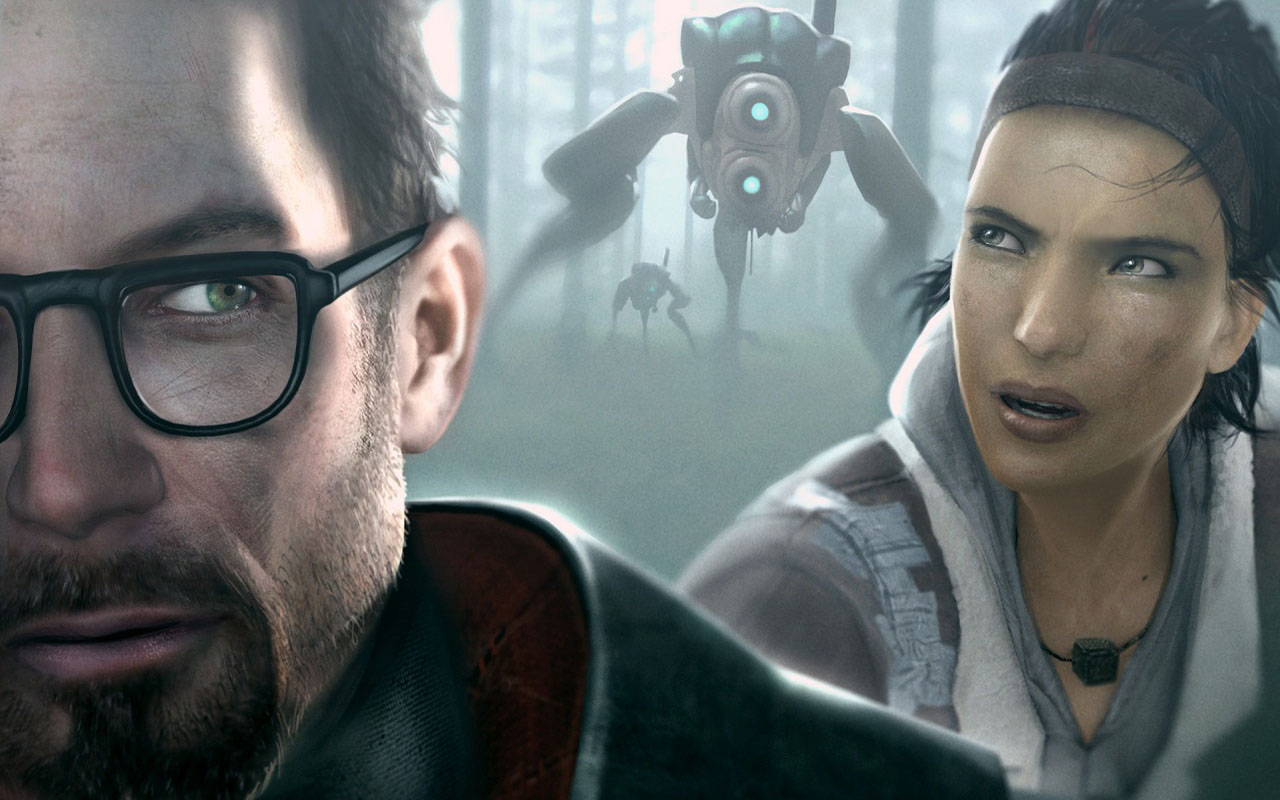 Half-Life 2 Pictures
