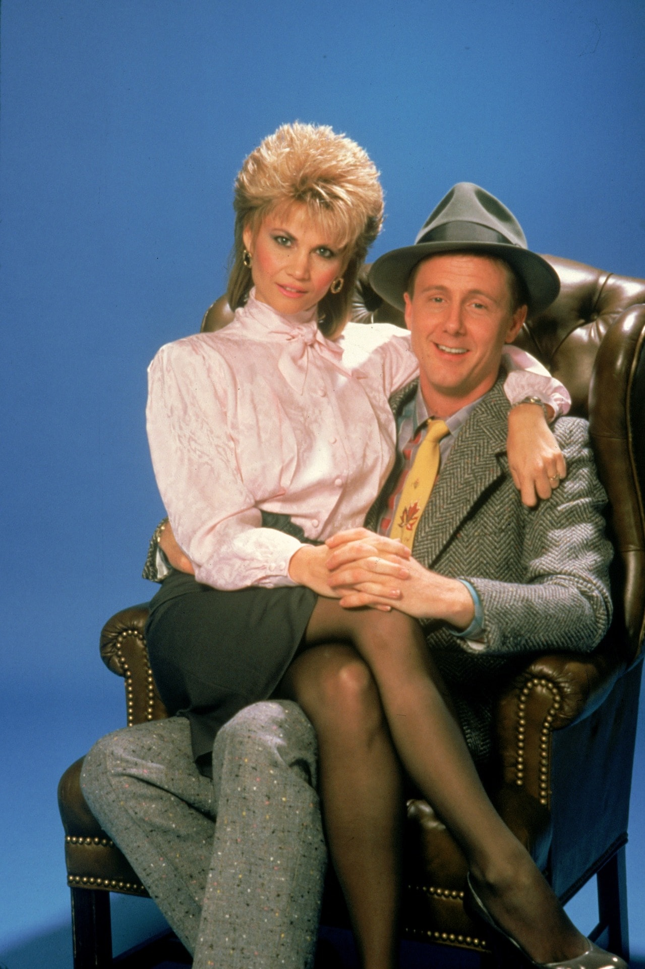 Harry Anderson Background