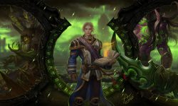 Hearthstone: Anduin Wrynn Background
