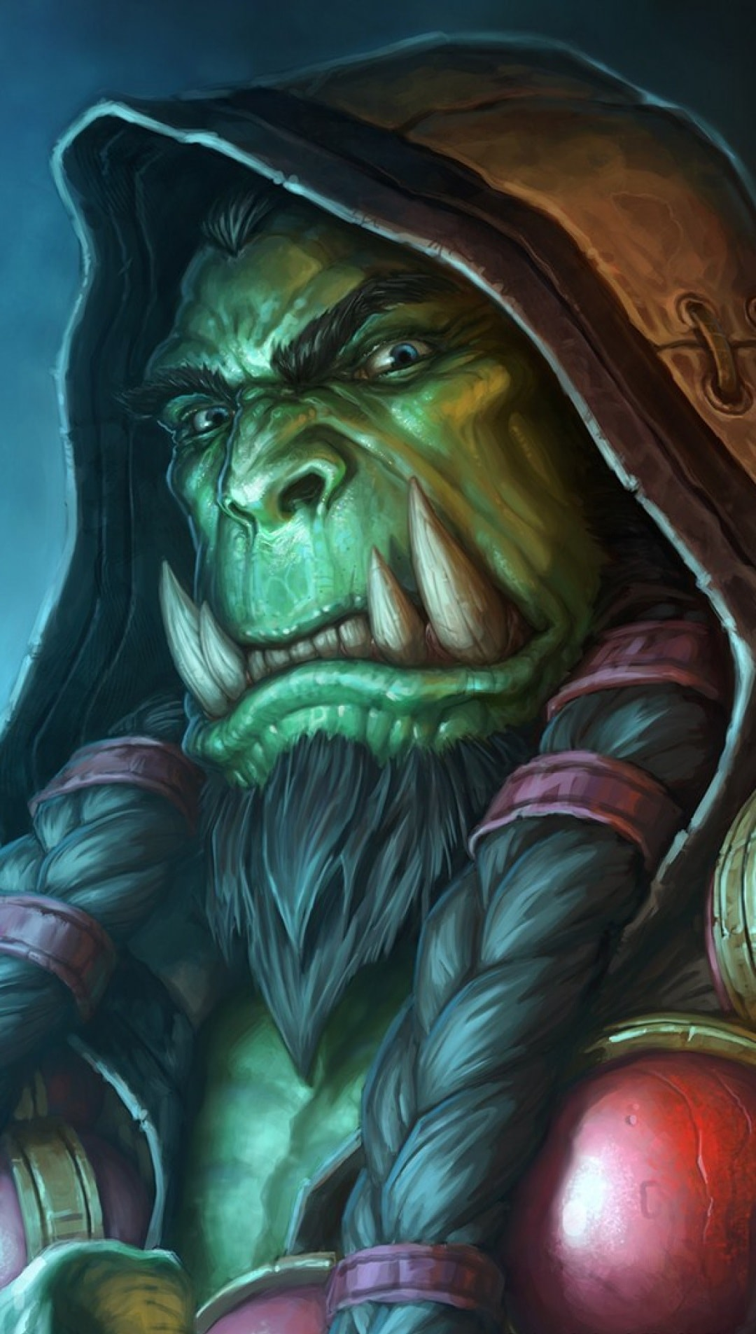 Hearthstone: Thrall for mobile