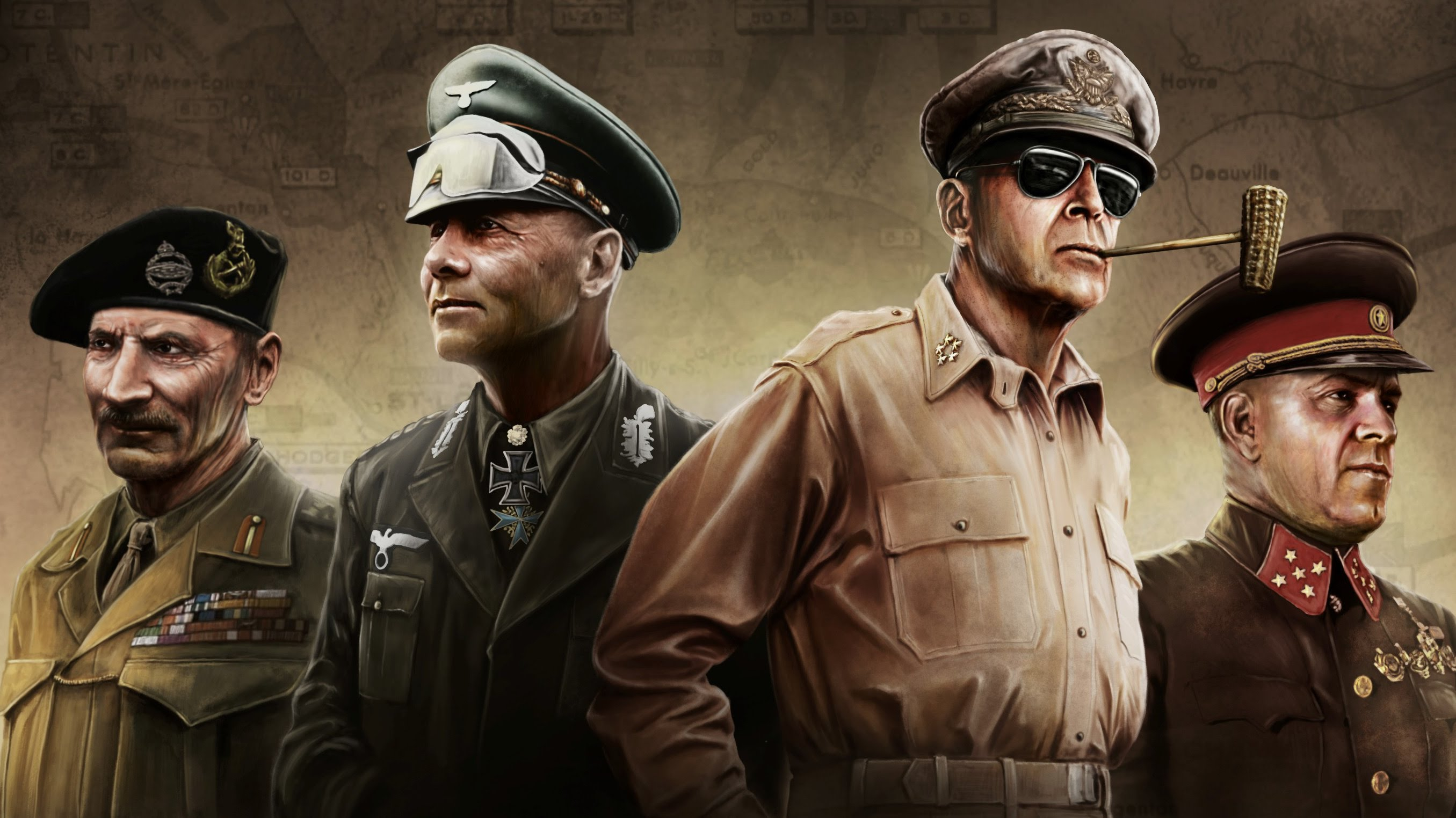 Hearts of Iron 4 Desktop wallpapers