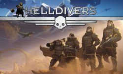 Helldivers Desktop wallpapers
