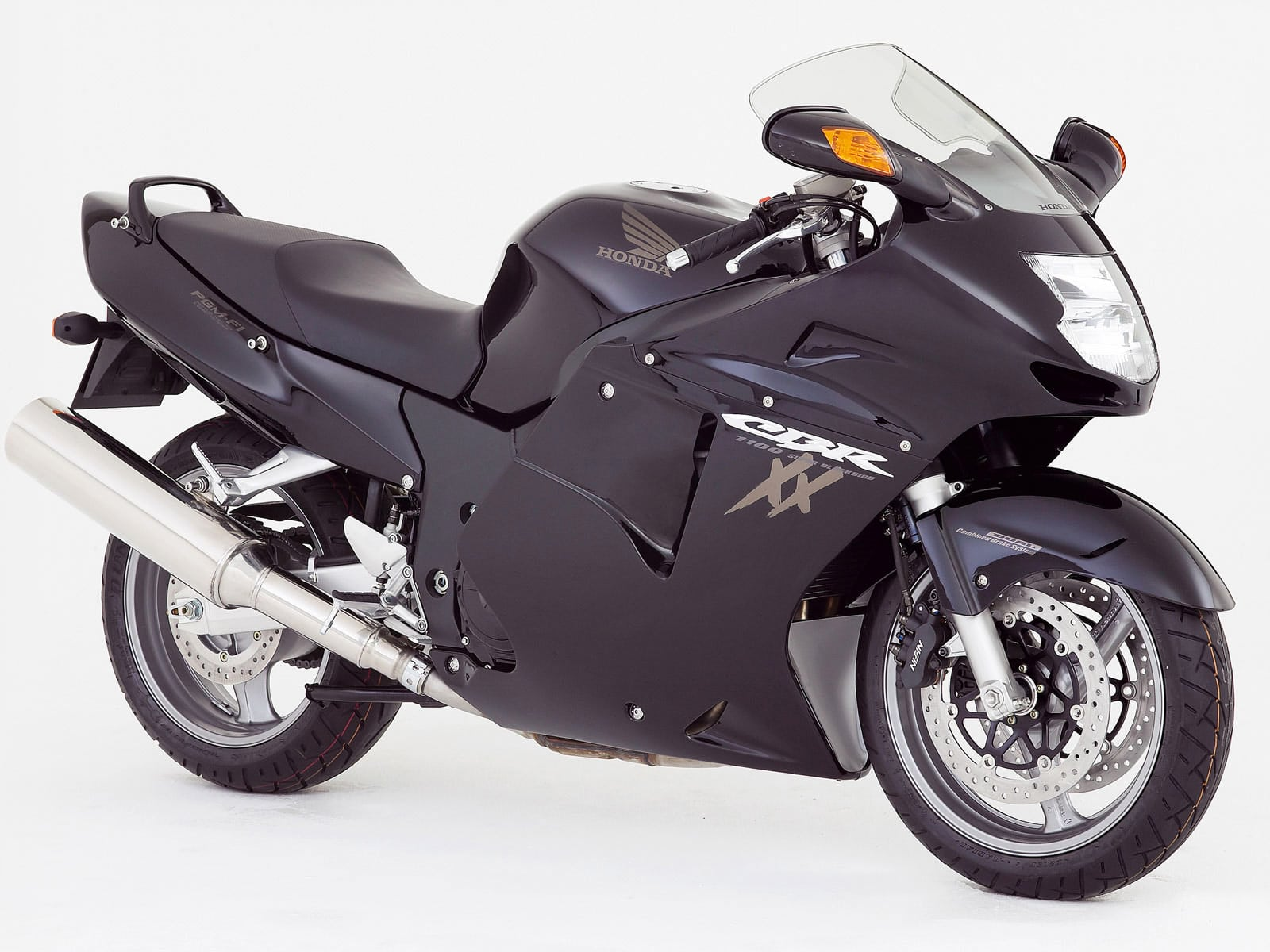 Honda Blackbird CBR1100XX Screensavers
