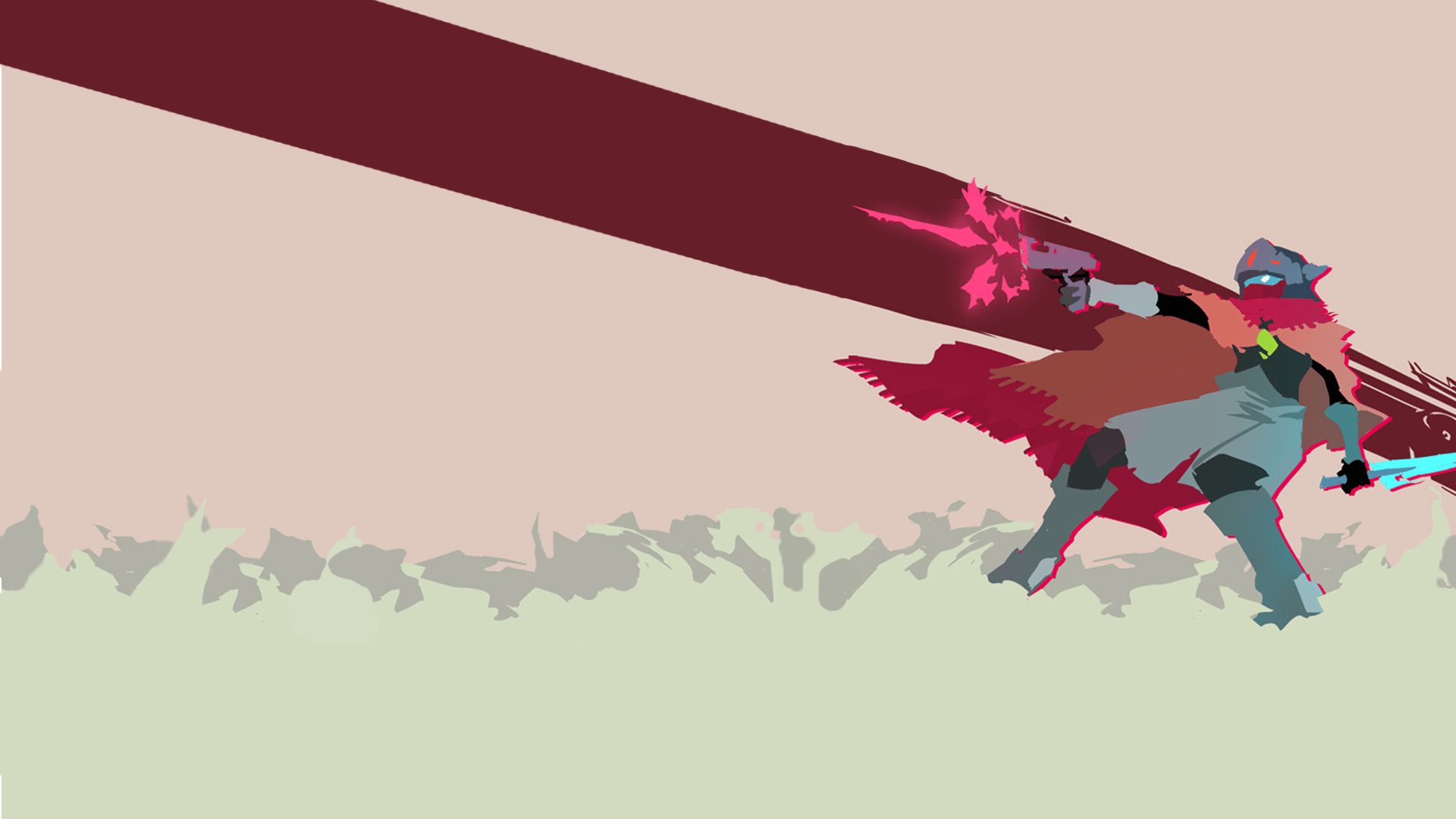 Hyper Light Drifter Desktop wallpapers