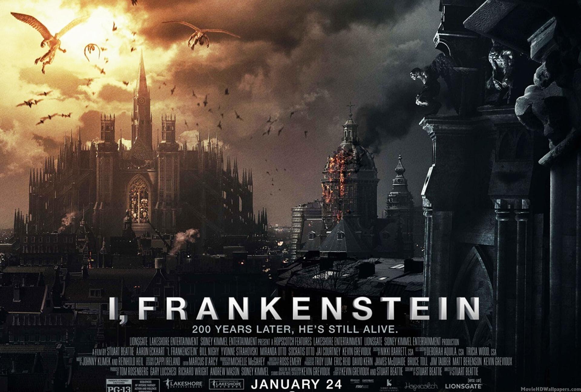 I, Frankenstein Desktop wallpapers