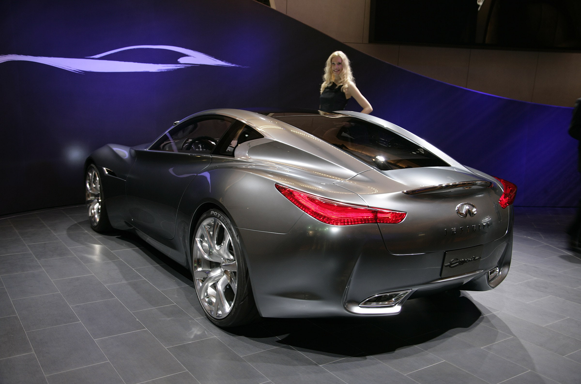 Infiniti Essence Concept Desktop wallpapers