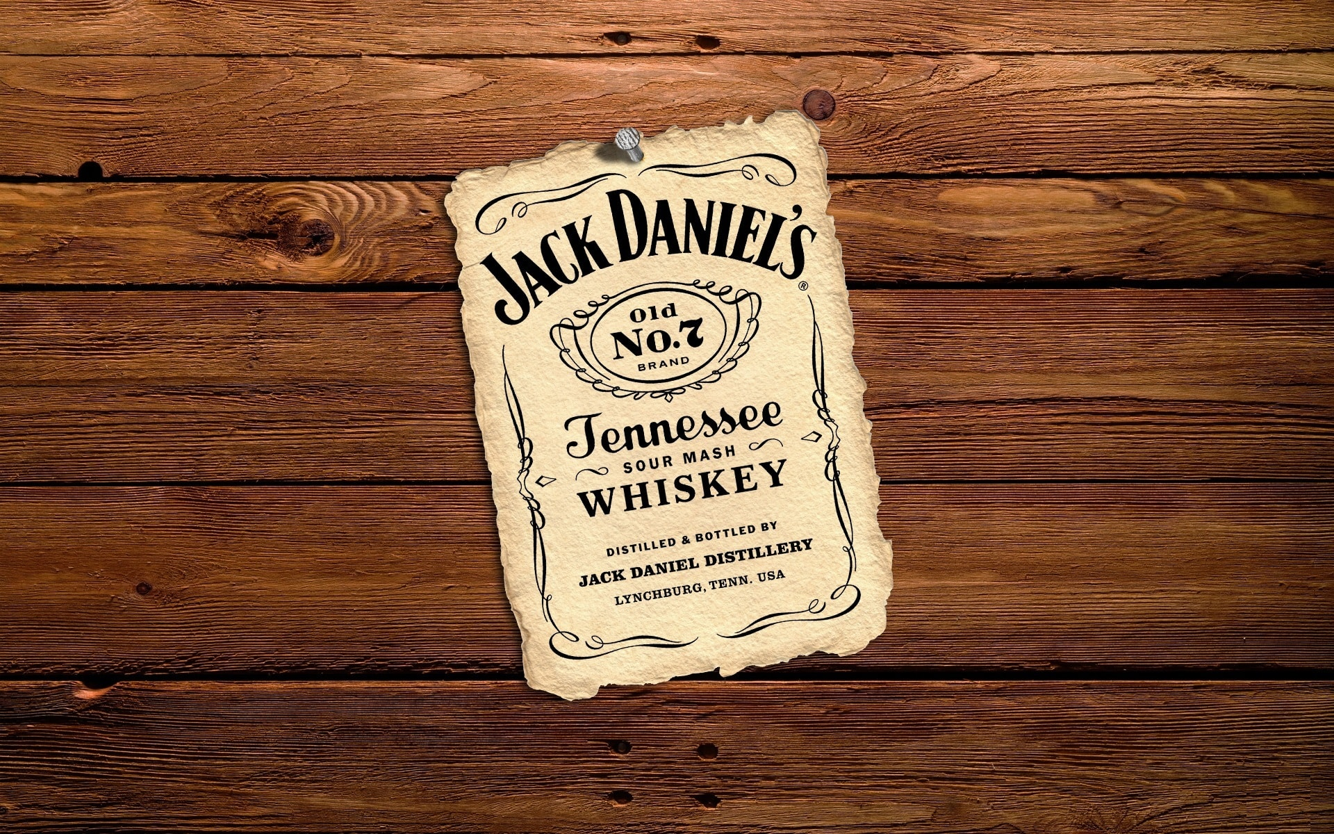 Jack Daniels Screensavers