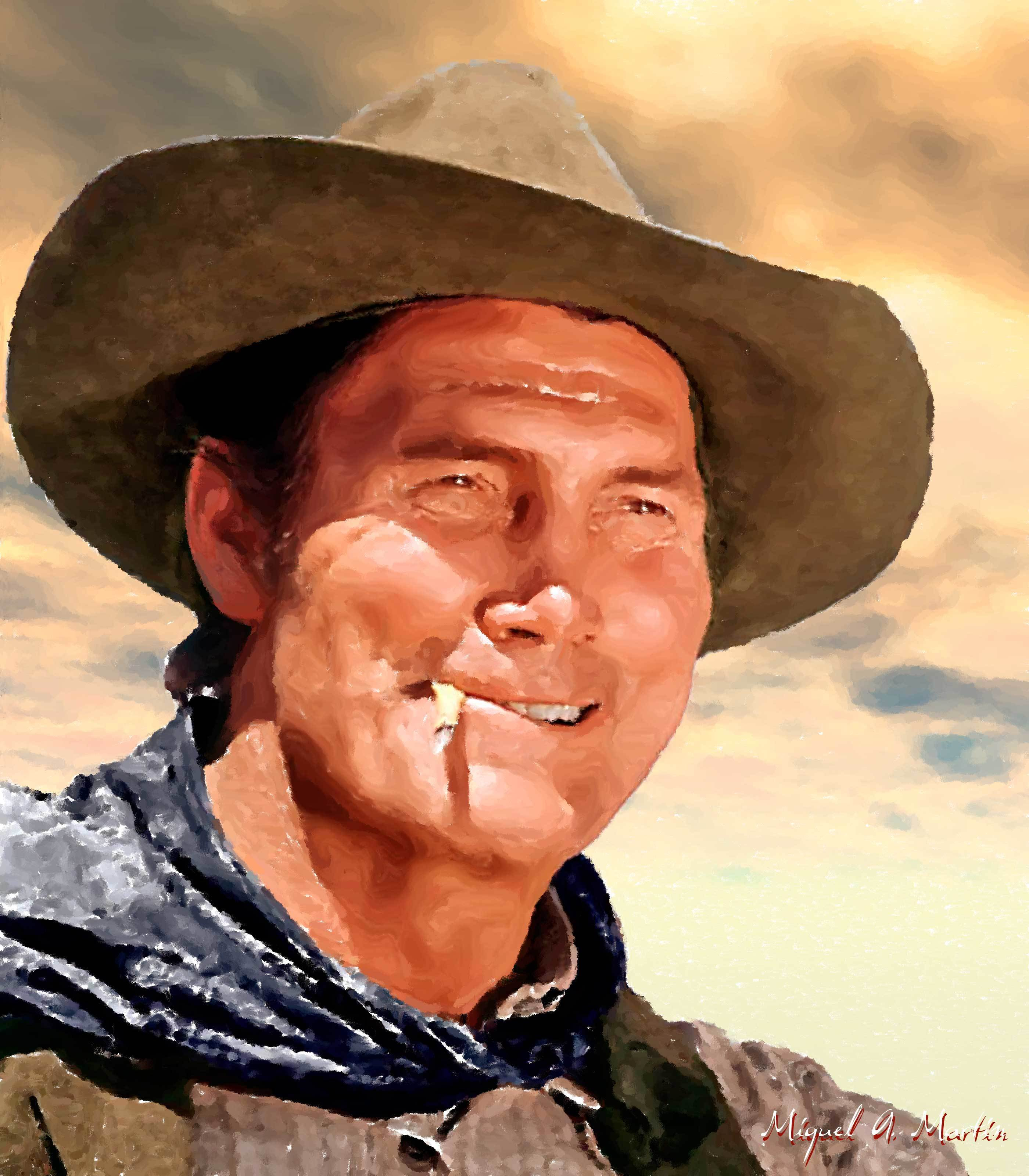 Jack Palance Desktop wallpapers