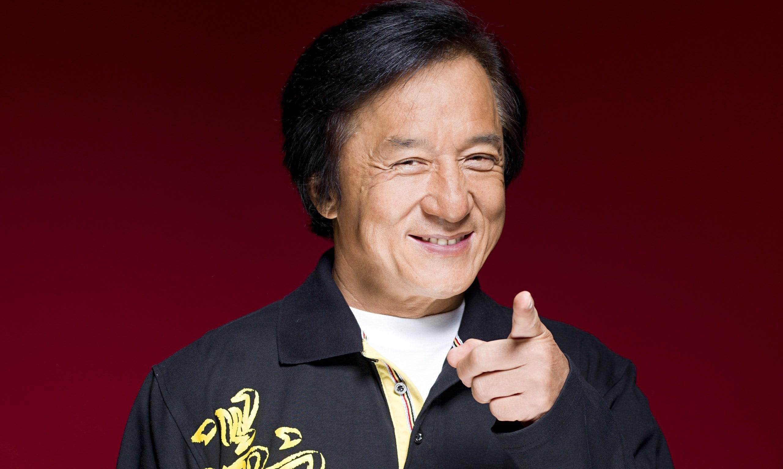 Jackie Chan Desktop wallpapers