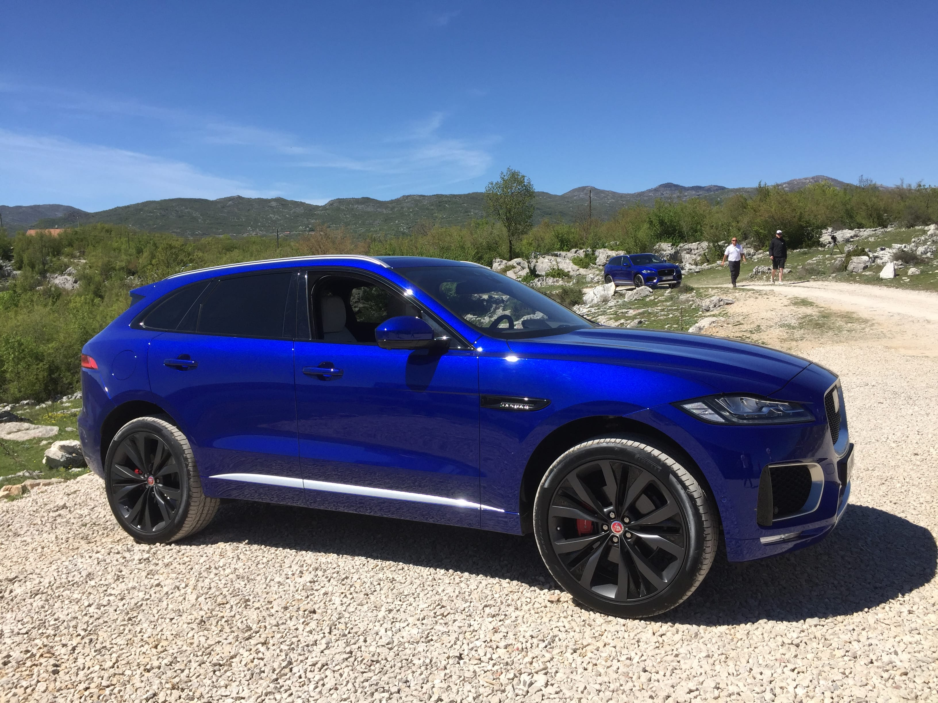 Jaguar F-Pace Desktop wallpapers