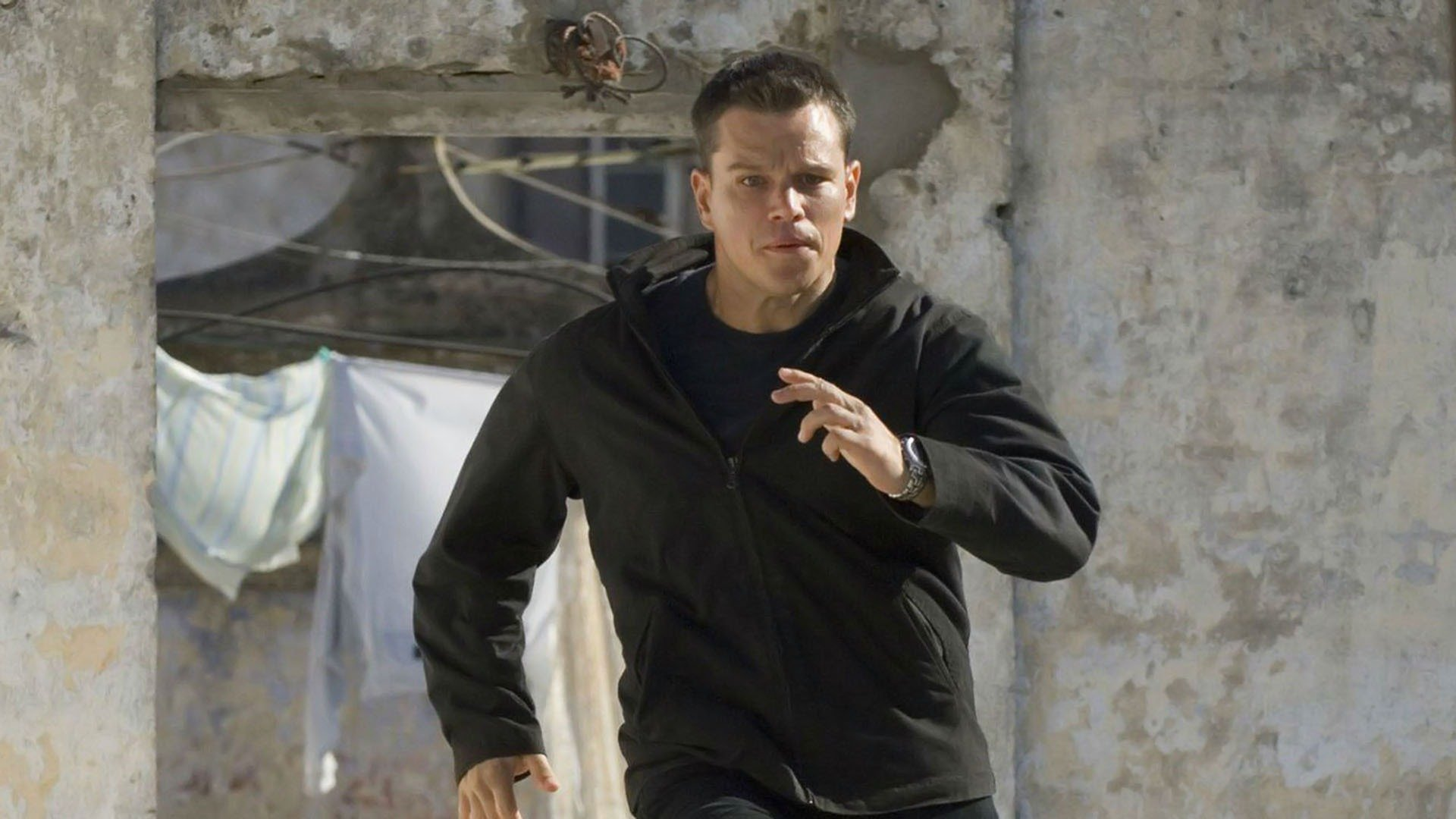 Jason Bourne Desktop wallpapers
