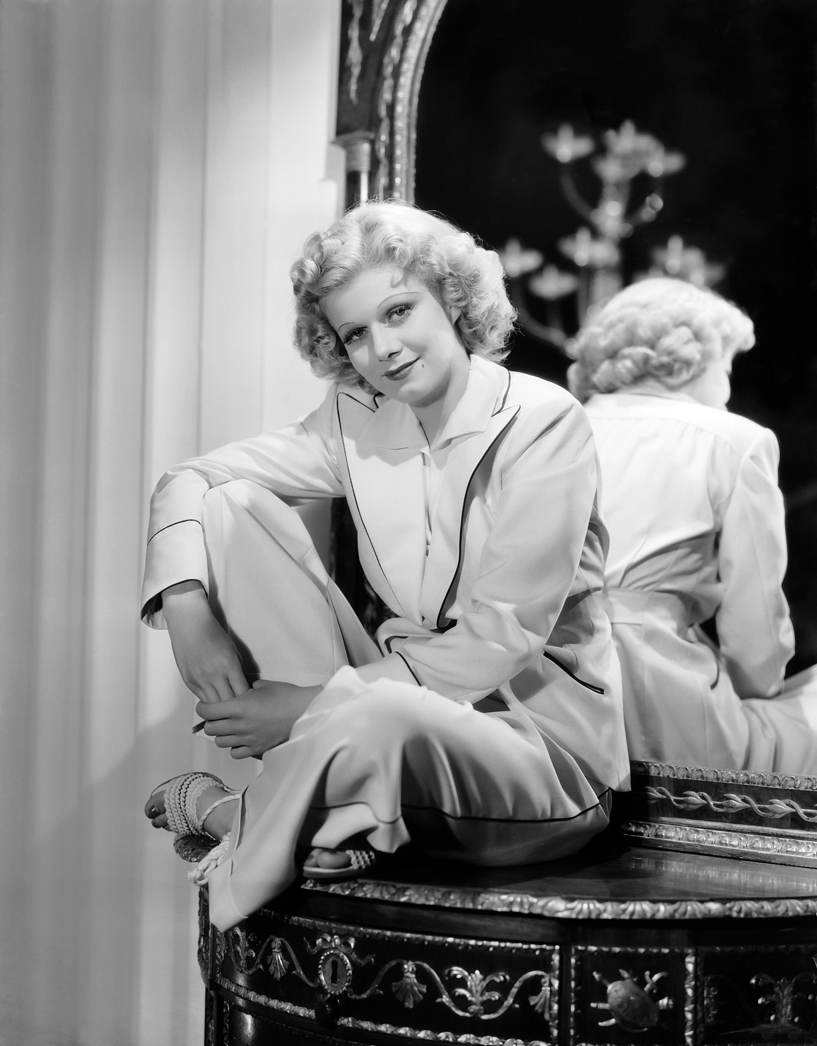 Jean Harlow Desktop wallpapers