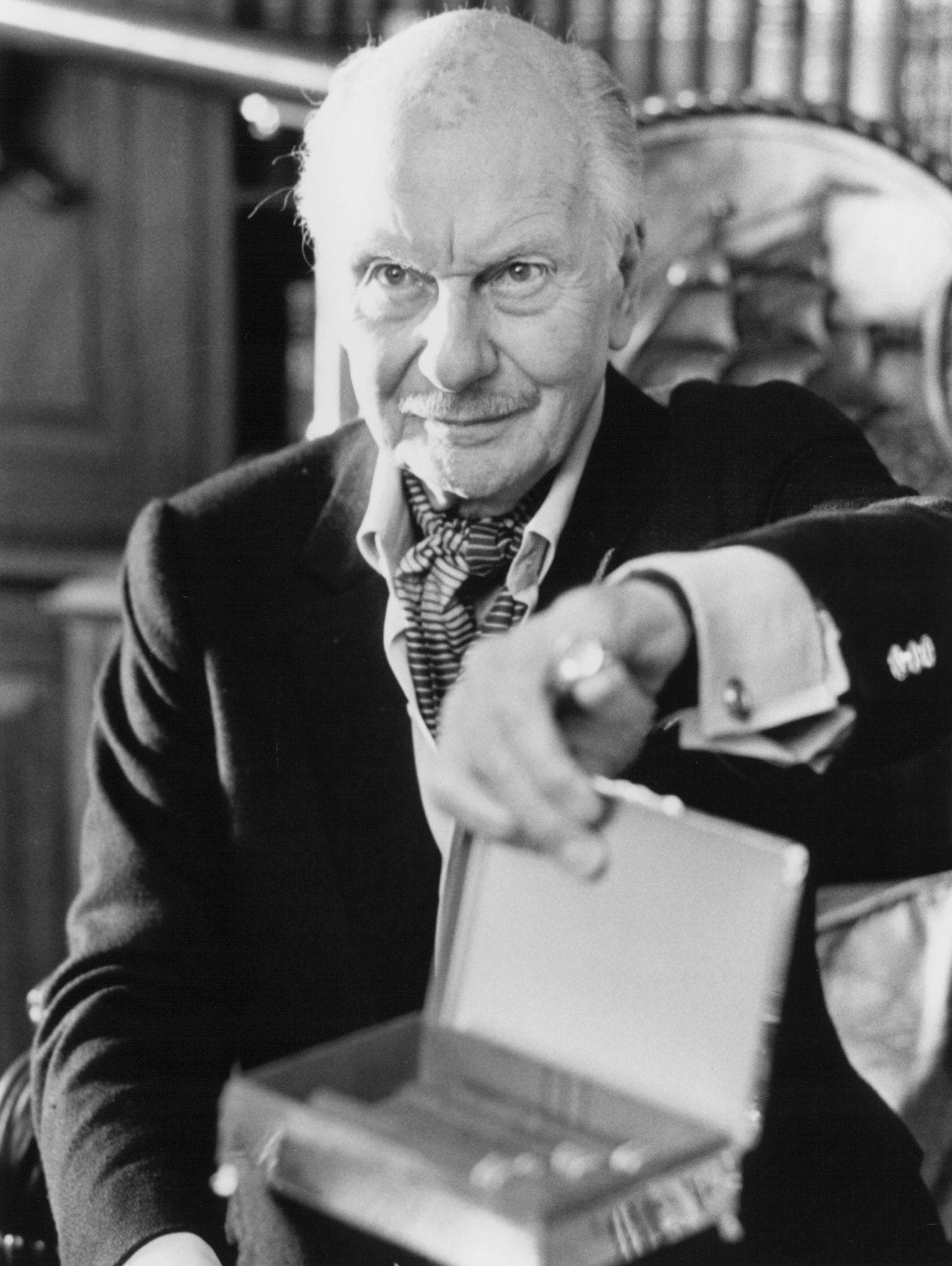 John Gielgud Background