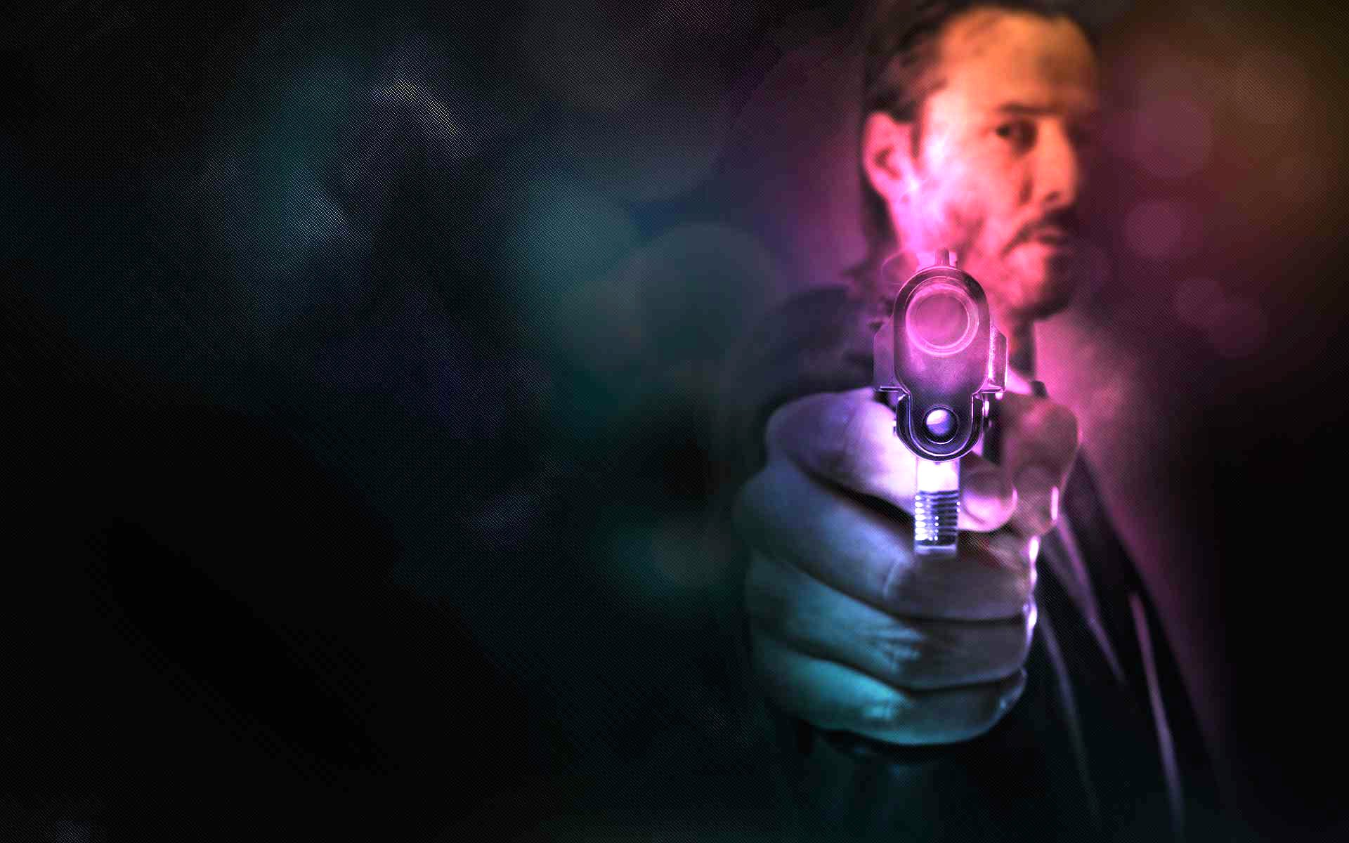 John Wick Background