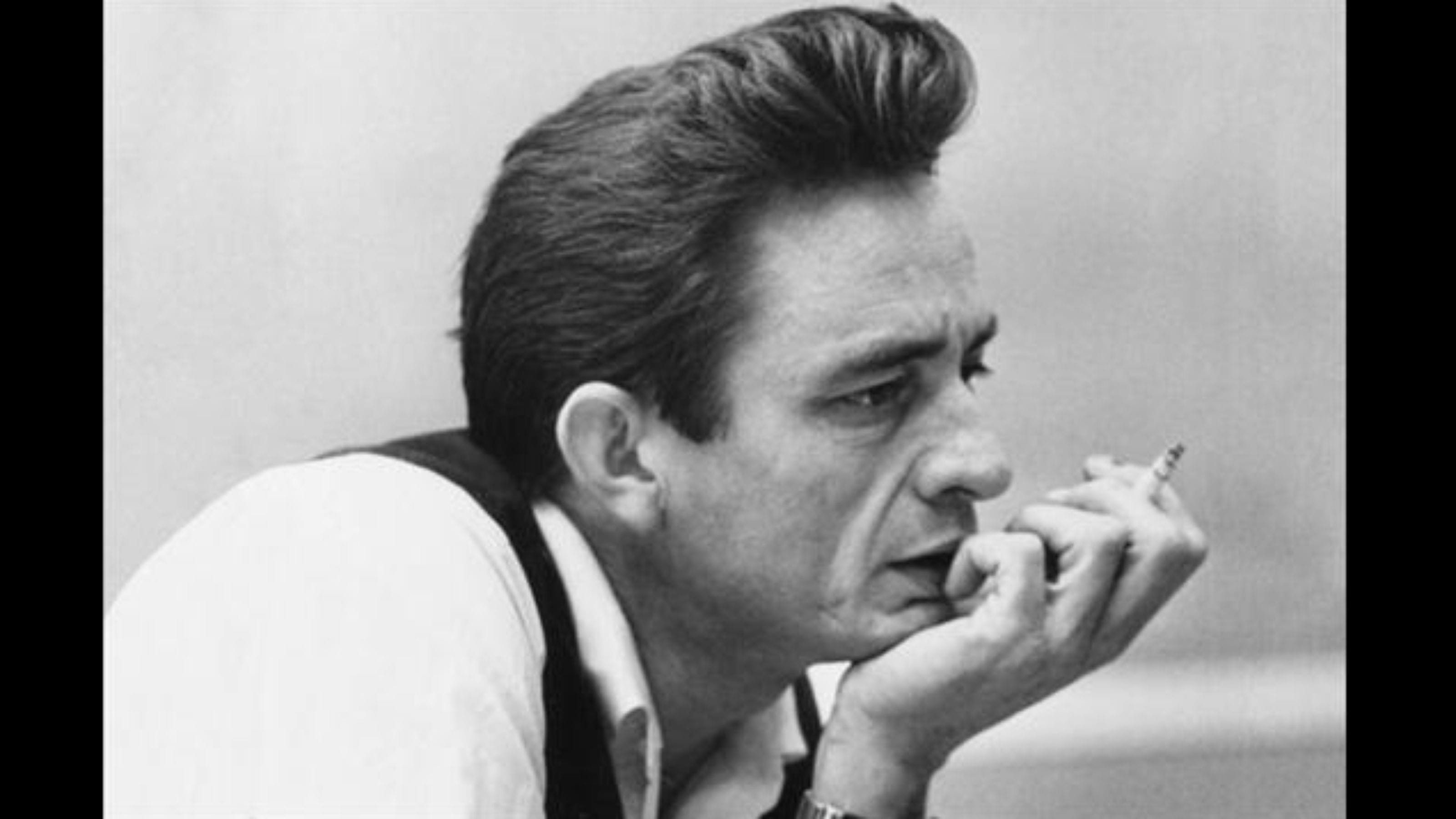 Johnny Cash Screensavers