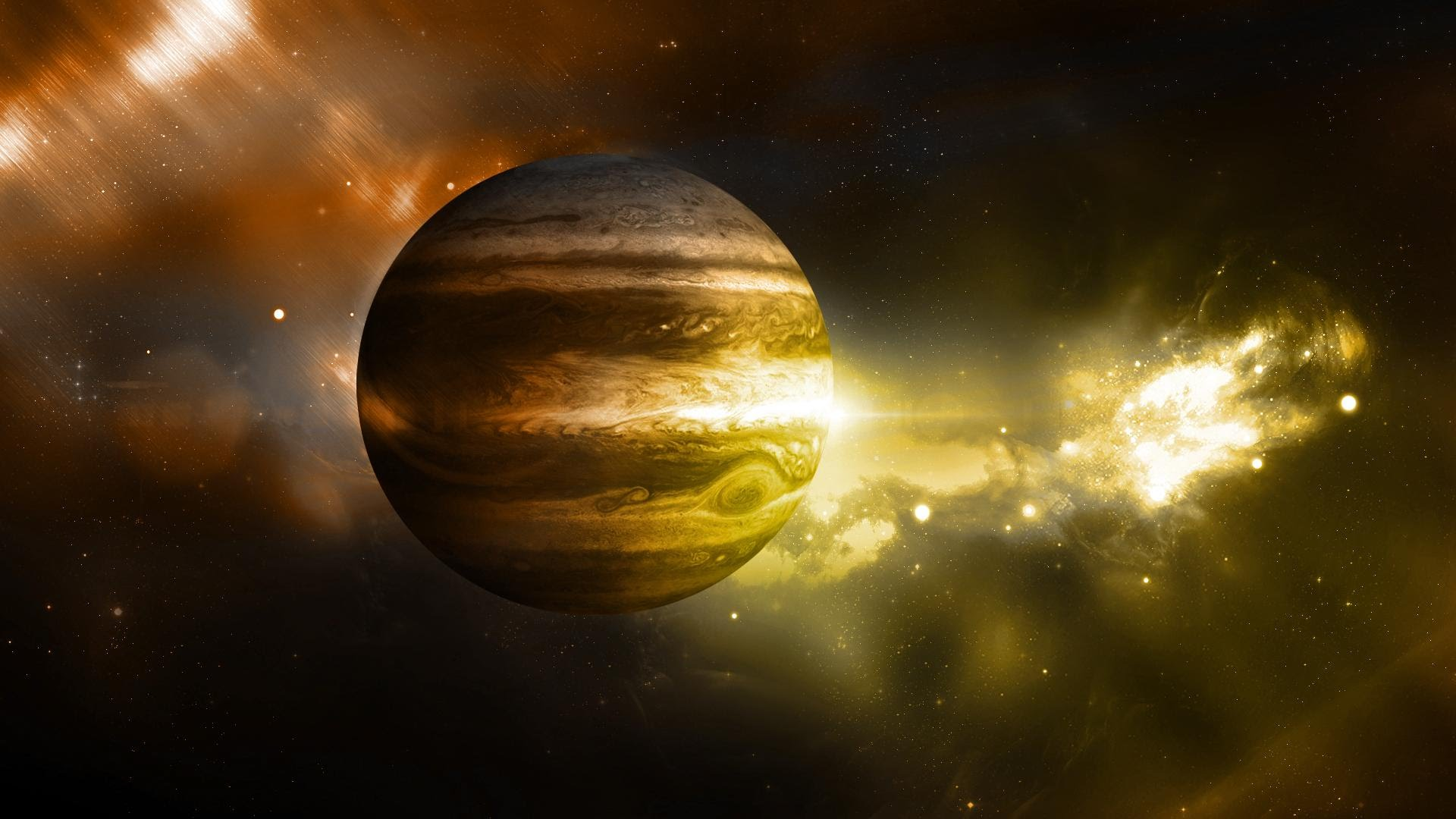 Jupiter Screensavers
