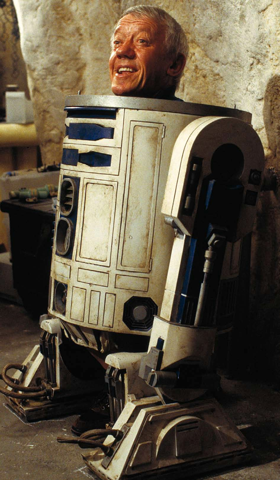 Kenny Baker Screensavers