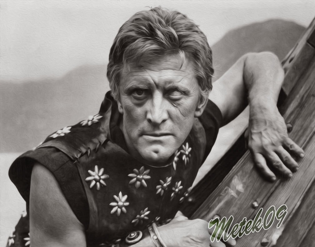 Kirk Douglas Screensavers