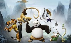 Kung Fu Panda 3 Desktop wallpapers