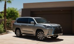 Lexus LX 570 FL Desktop wallpapers