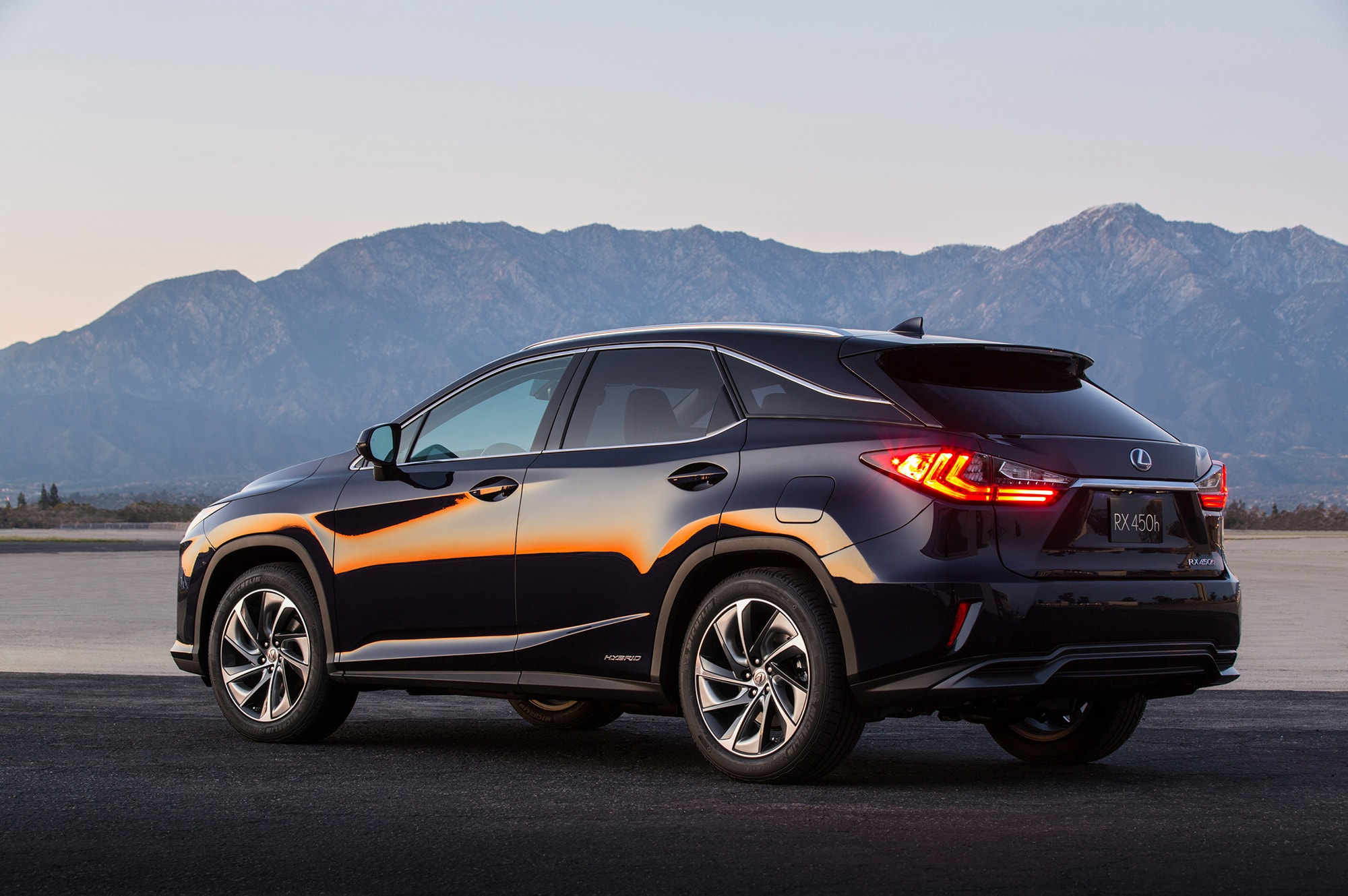Lexus RX 4 Desktop wallpapers