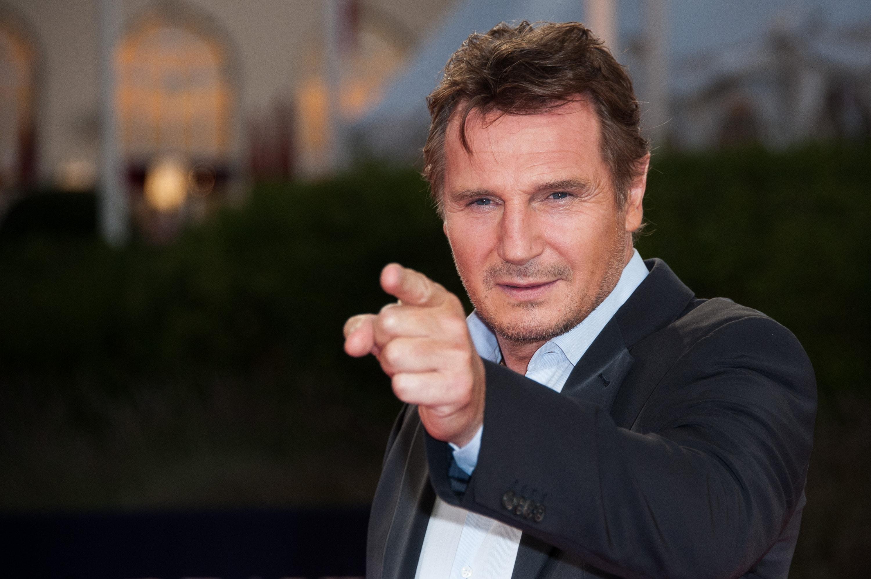 Liam Neeson Desktop wallpapers