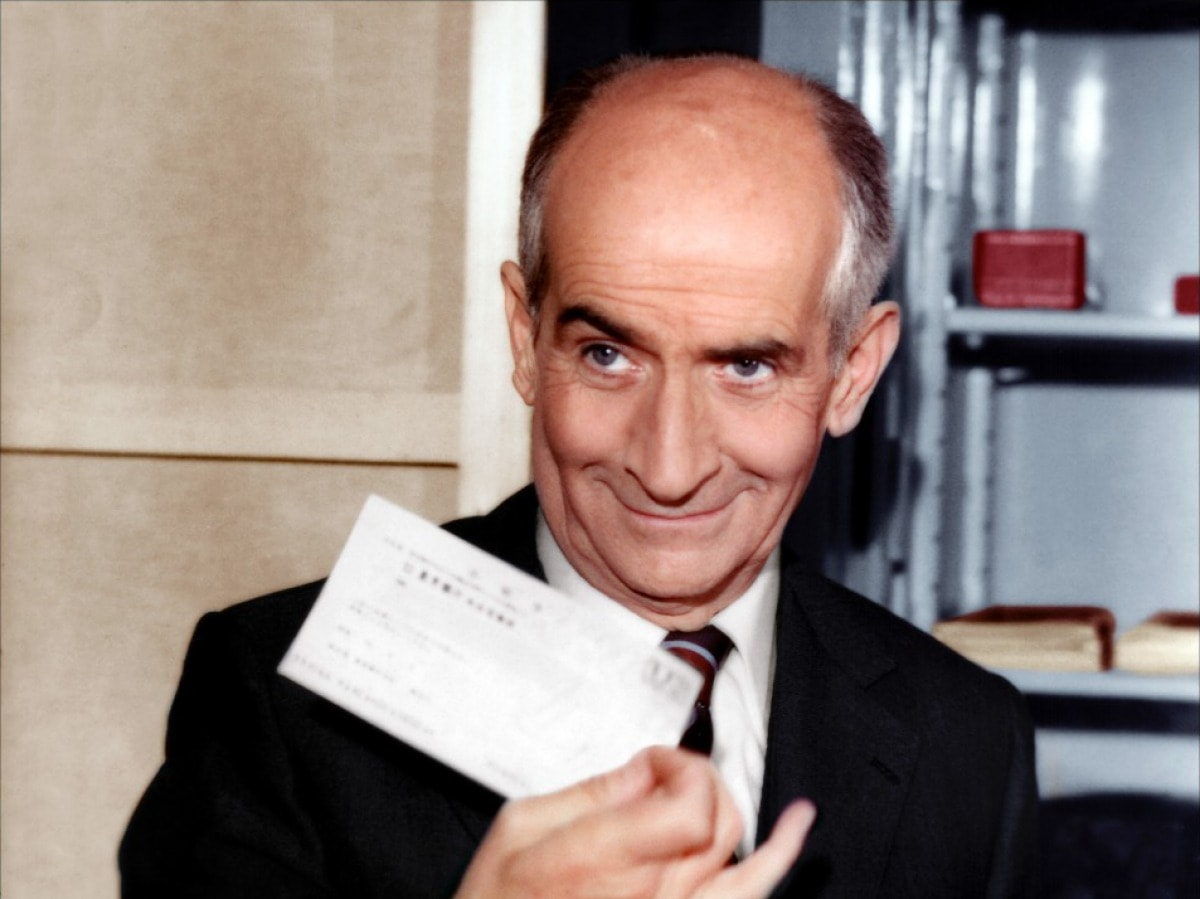 Louis de Funes Screensavers