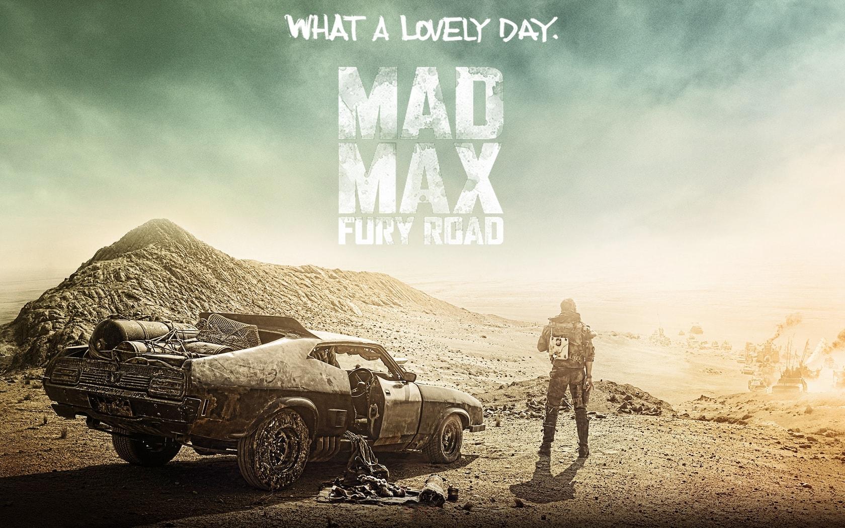 Mad Max: Fury Road Desktop wallpapers