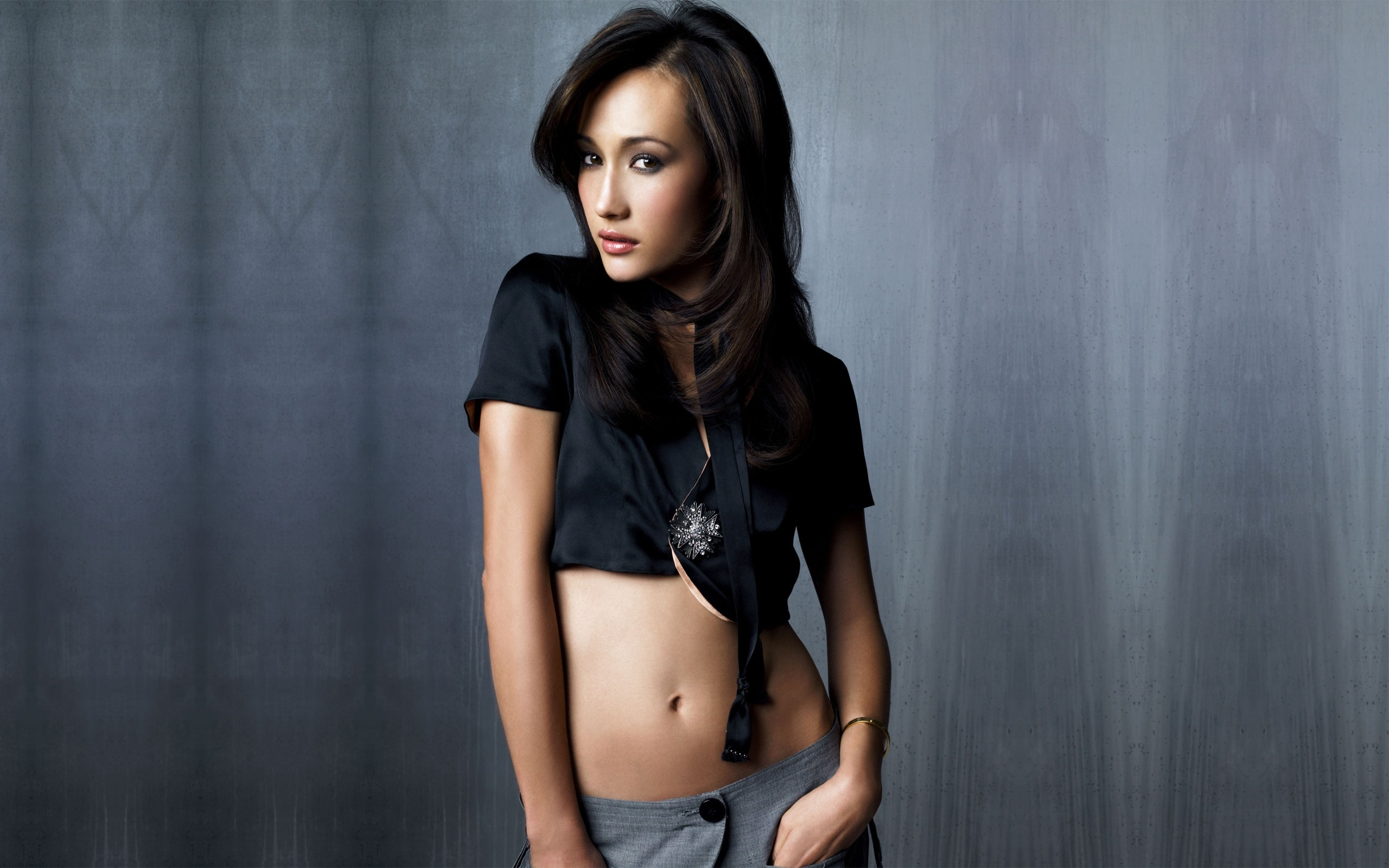 Maggie Q Desktop wallpapers