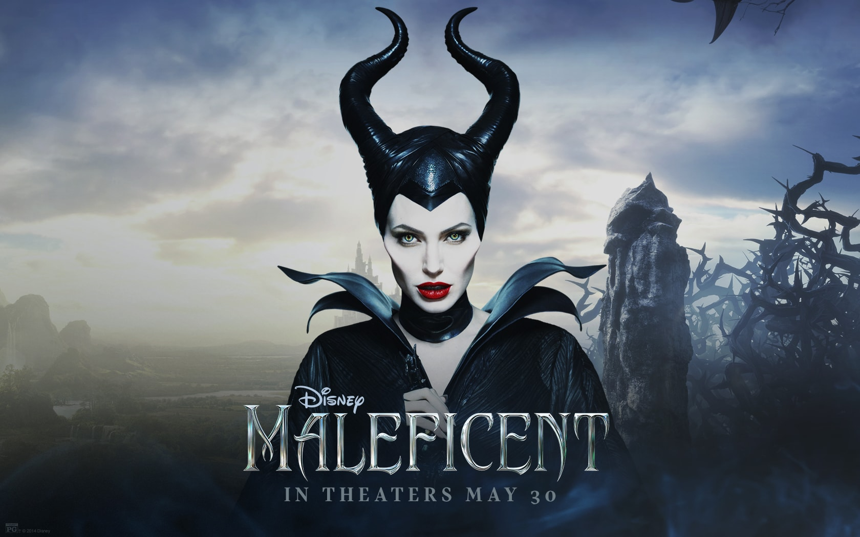 Maleficent Desktop wallpapers