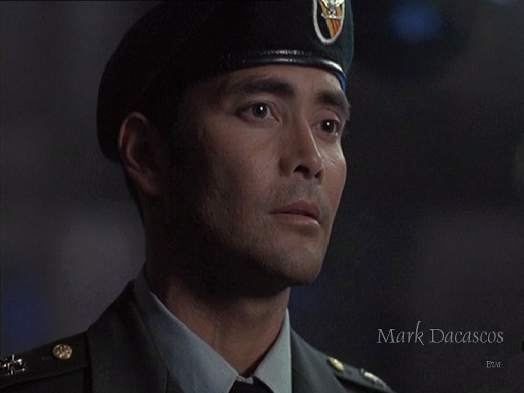Mark Dacascos Screensavers