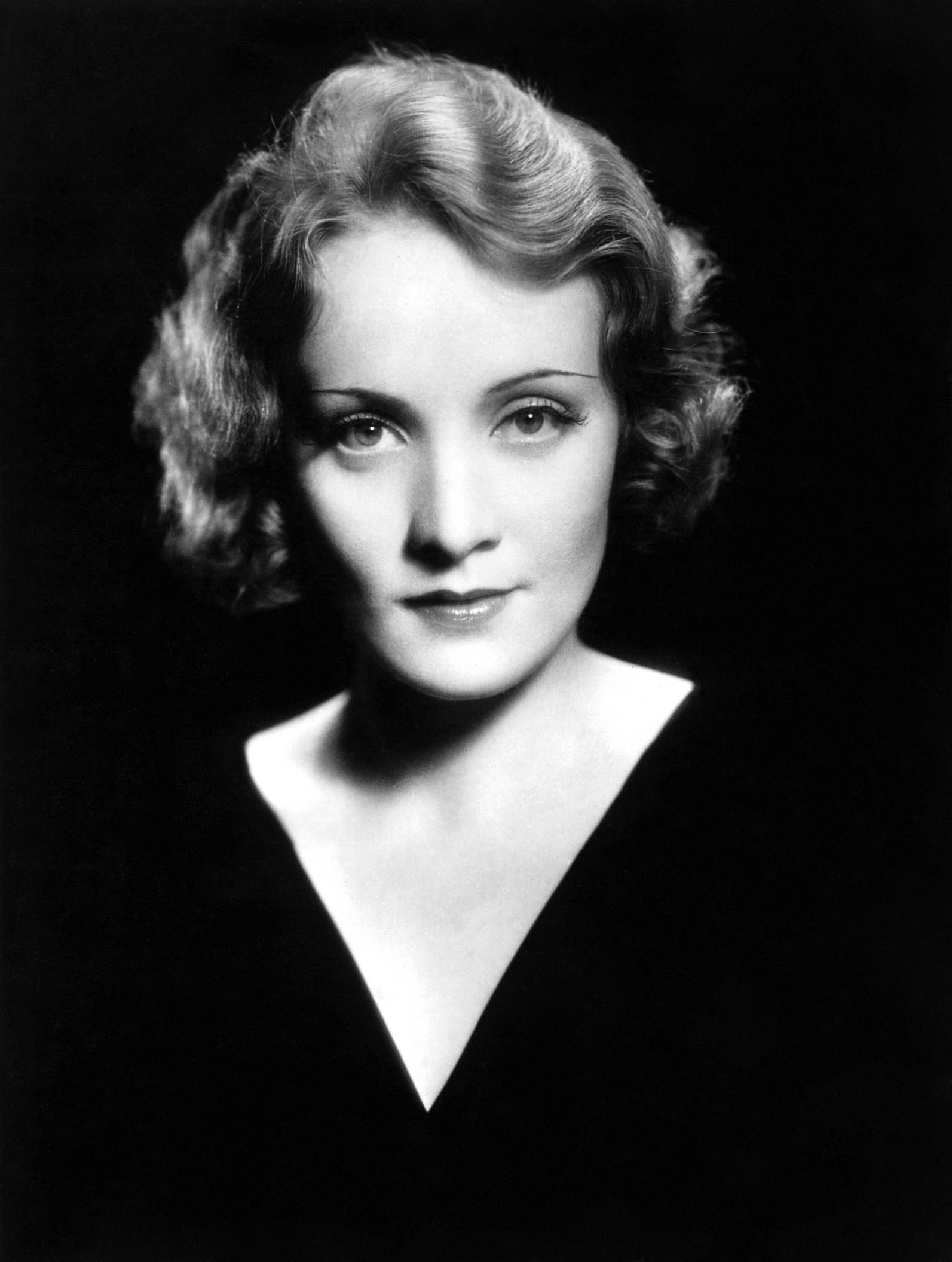 Marlene Dietrich Desktop wallpapers
