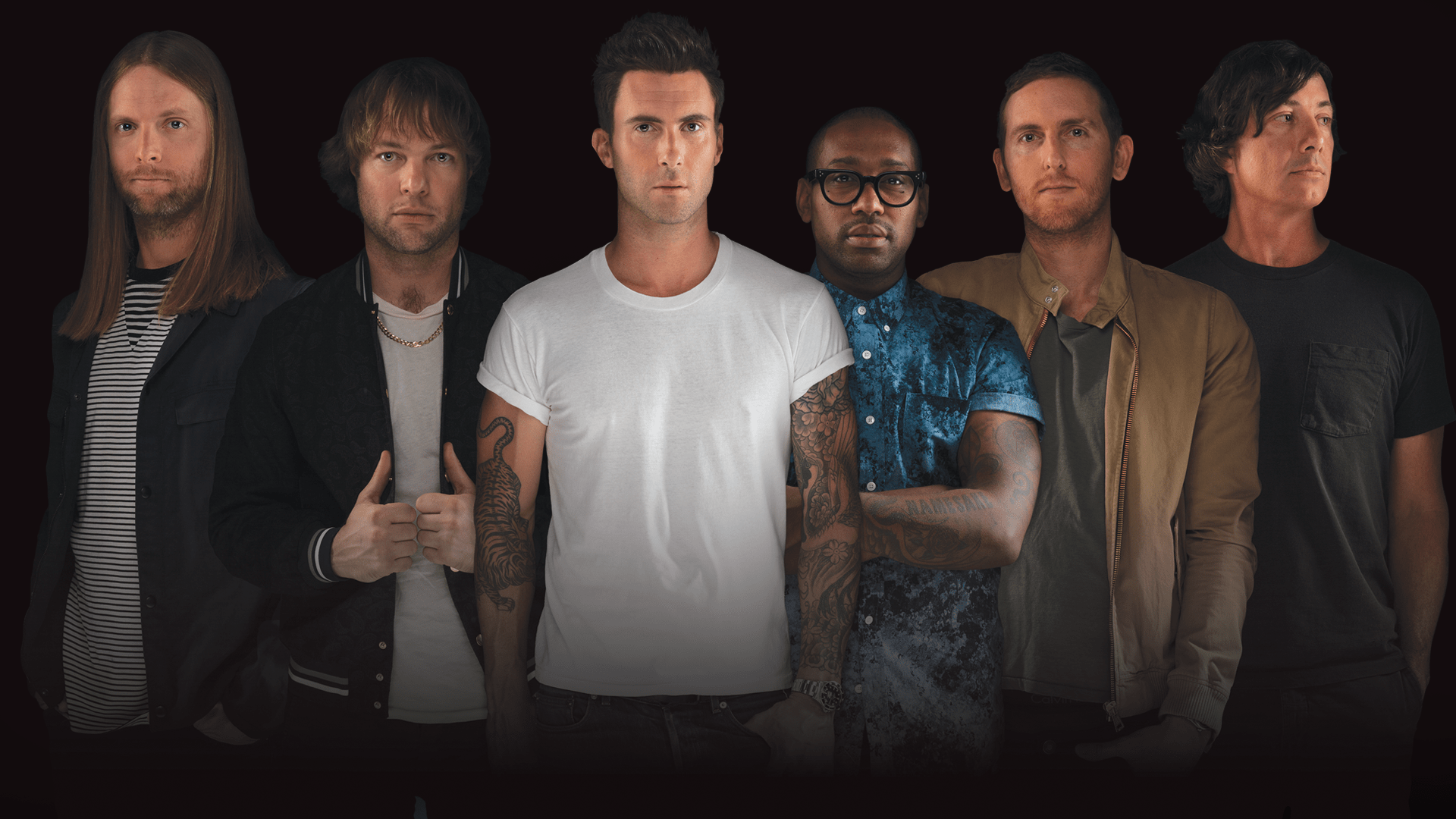 Maroon 5 Screensavers