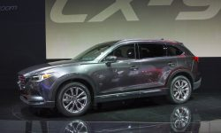Mazda CX-9 II Desktop wallpapers