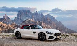 Mercedes-AMG GT Roadster Desktop wallpapers