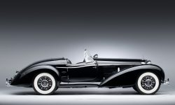 Mercedes-Benz 540K Special Roadster Screensavers